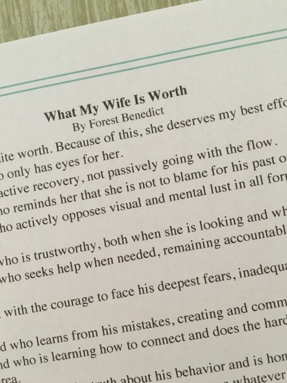 what a wife is worth doc